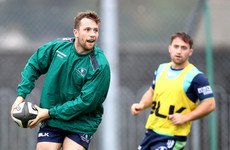 Carty and O'Halloran return to starting berths as Connacht travel to face Scarlets
