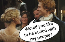 18 things that would happen if Pride and Prejudice was set in modern-day Ireland