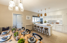 Check out these elegant three and four-bed new homes near Dublin's best beaches