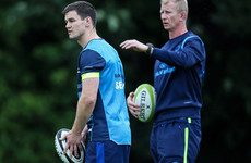 'Johnny is unbelievably passionate about Leinster and about us getting better'
