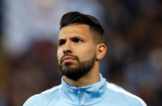 "Manchester City confirm Sergio Aguero ""sustained injuries"" in Amsterdam car crash"