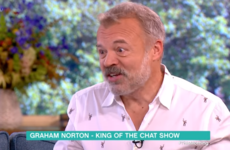 Graham Norton spoke to This Morning about being the last person to interview Carrie Fisher before her death
