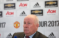 Life after Arsenal begins as Liam Brady lands senior role with a top sports company