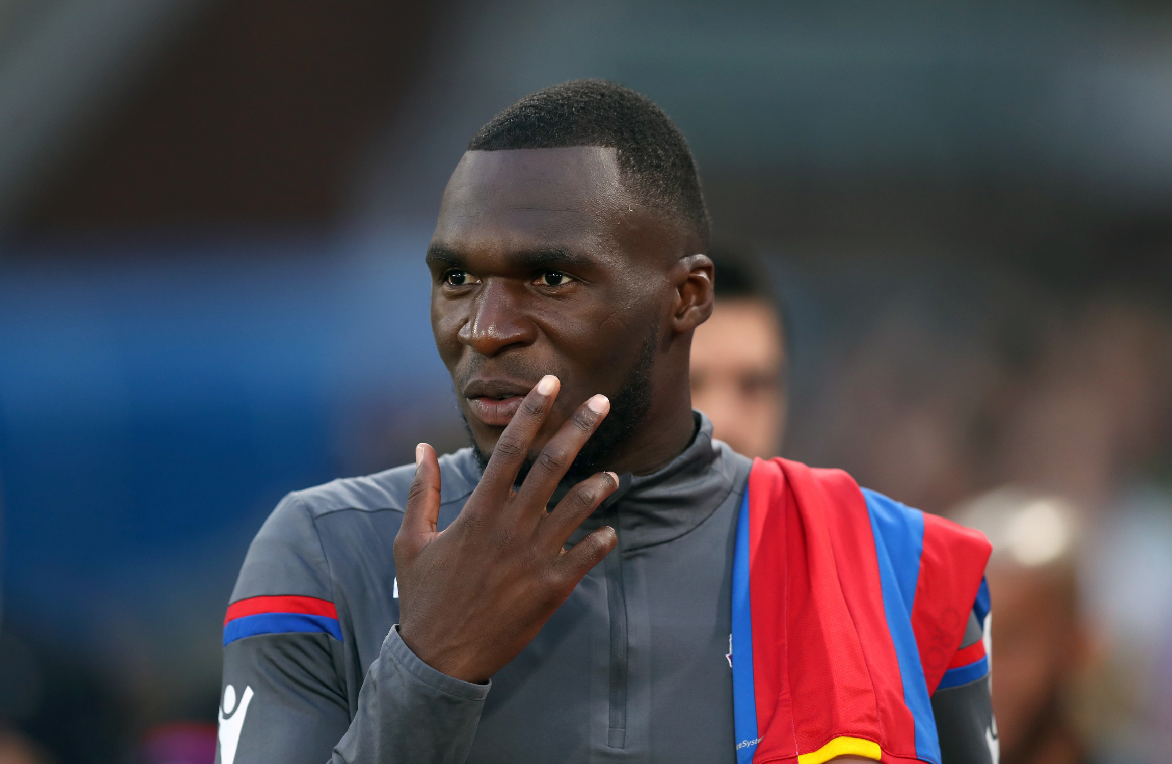 More misery for Crystal Palace as Christian Benteke faces injury