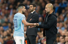 Guardiola not concerned by his players' off-field activities after Aguero car crash