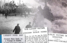 A century after the attack, fatal U-boat bombing commemorated in Dublin