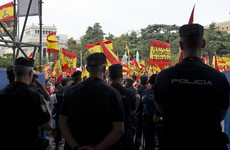 Spanish police seal off 1,300 polling stations in Catalonia