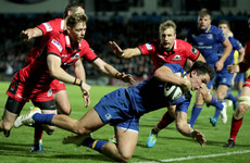 Leinster far from convincing but Cullen's men dig deep to see off Edinburgh