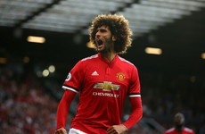 The redemption of Marouane Fellaini and more Premier League talking points