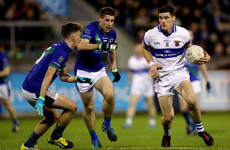 Diarmuid Connolly puts on an exhibition of crisp passing in the Dublin championship