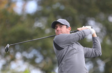 Paul Dunne, Shane Lowry and Rory McIlroy all in the hunt at the British Masters