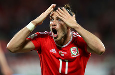 Gareth Bale emerges as injury doubt for crucial World Cup qualifier against Ireland