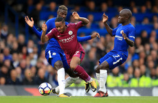 As it happened: Chelsea v Manchester City, Premier League