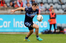 0-5 for Cork forward Niall Coakley as St Jude's book second successive Dublin semi-final