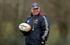 It's official: Munster confirm Tony McGahan's departure