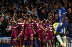 Chelsea old-boy De Bruyne gives City crucial win with stunning strike