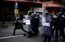 Catalan government says 465 injured in clashes with Spanish police