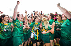 Meath defeat Cork on second time of asking to lift All-Ireland intermediate camogie crown