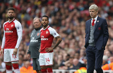Wenger dampens down talk of title chances as Arsenal climb the table