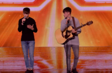 The busking brothers from Wicklow divided the X Factor judges at bootcamp last night