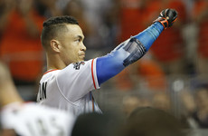 No joy of 60 but Stanton still receives standing ovation after historic season