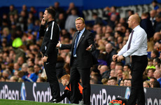 'Koeman has my total support' - Everton owner backs under-fire boss after poor start to season