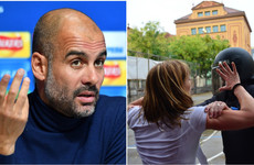 'Spain will try to hide the reality, but the rest of the world's media will show it' - Guardiola