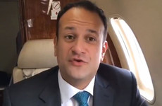 'It's 2017, things are a bit different now': Varadkar defends video on government jet on way to EU Summit
