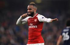 Arsenal's €53 million man Lacazette: I turned down PSG for London
