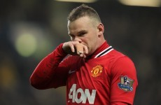 Rooney ruled out of Ajax game