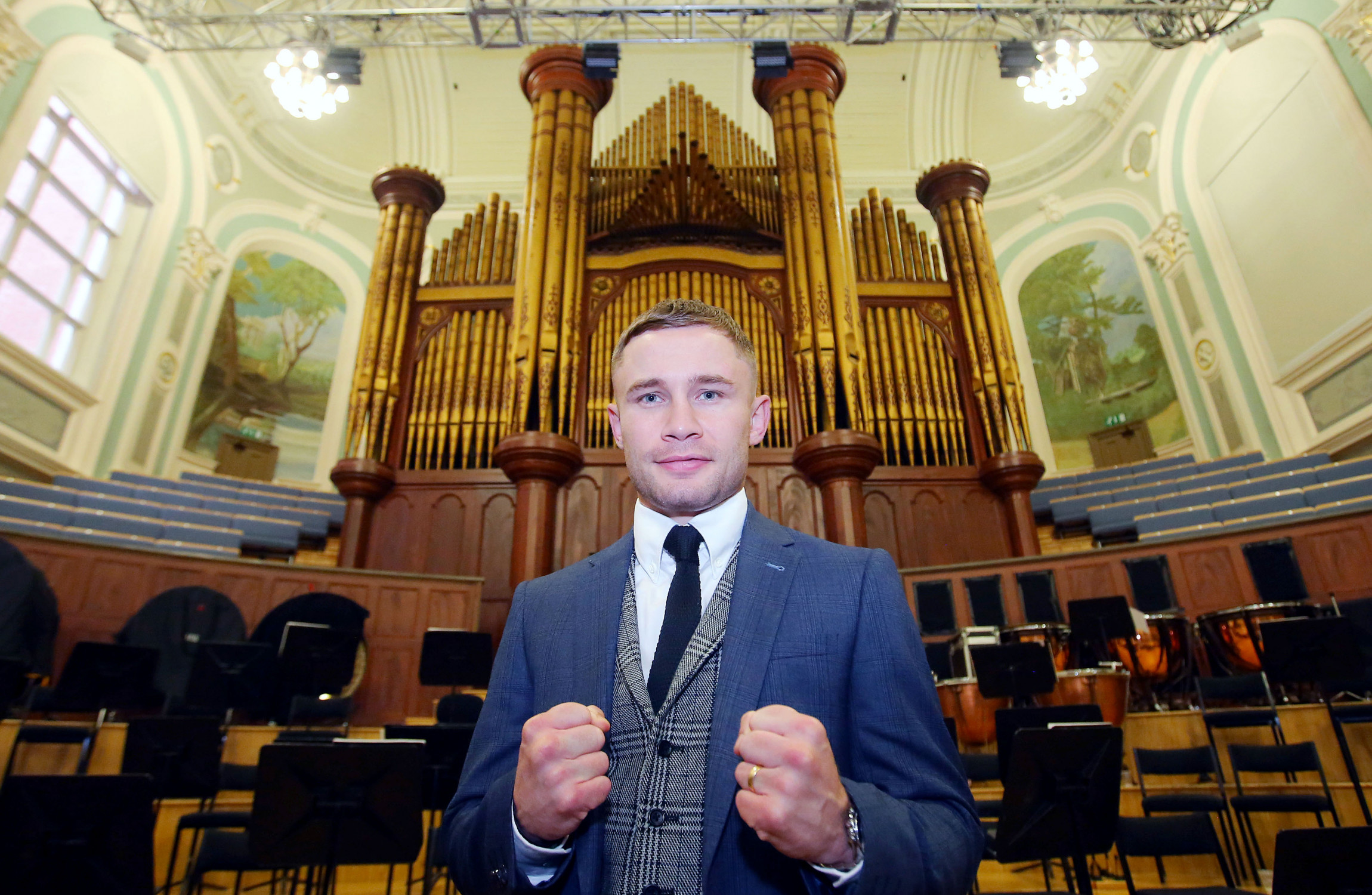 Carl Frampton Picks Wisely At Career Crossroads