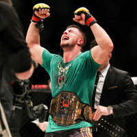 Irish fighter bids to emulate McGregor's two-weight Cage Warriors title triumph