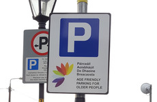 New 'age friendly' parking spots are popping up around Cork