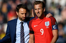 Spurs striker named England captain for tomorrow's crunch World Cup qualifier