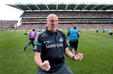 2011 All-Ireland football winning boss Pat Gilroy named new Dublin hurling manager