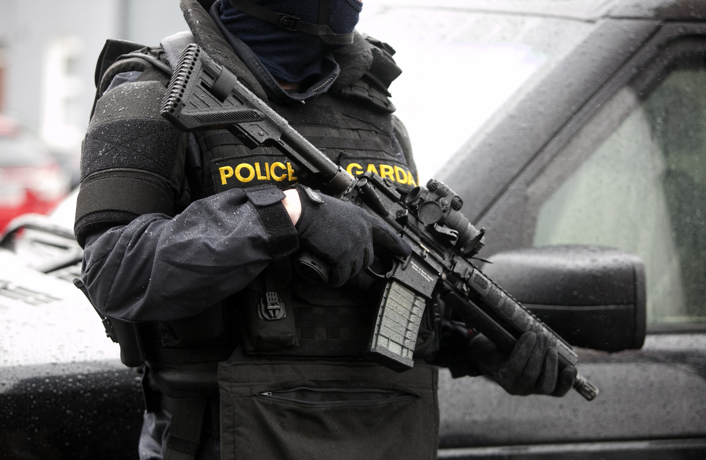 Gardaí targeting organised crime seize loaded gun in Dublin