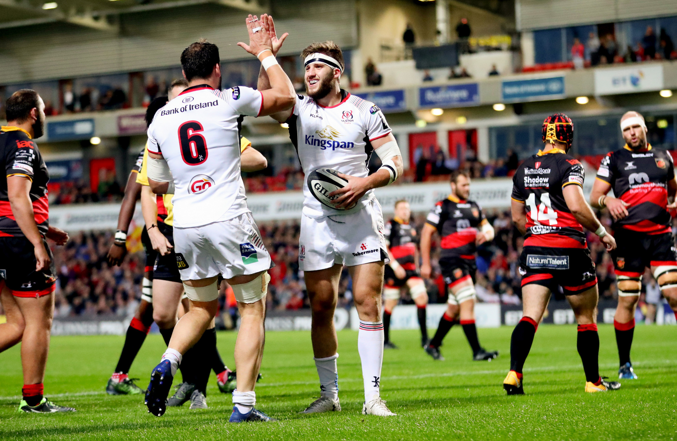 Ulster and Connacht name teams for derby PRO14 clash