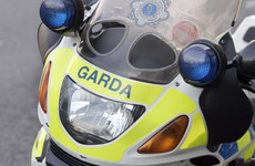 Garda motorcyclist seriously injured after coming off motorbike