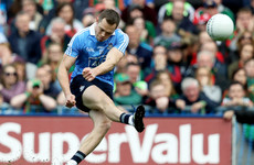 'It would a bit weird if you were kicking frees in silence' - No issue with sledging for Dubs forward
