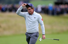 Dunne's red-hot form continues on top of the leaderboard at Alfred Dunhill Links