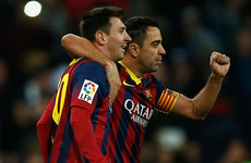 Messi gets 'pissed off' if he doesn't get the ball - Xavi