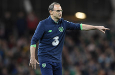 Ireland manager Martin O'Neill confirms he's signed a new deal with the FAI