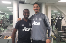 Andrew Cole's new gym buddy and questionable Ronnie O'Sullivan art work - it's Tweets of the Week