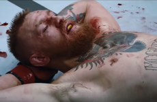 Have a look at the trailer for Conor McGregor's upcoming film Notorious