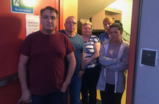 Staff at a shutdown Tallaght youth centre have now been occupying the building for a week
