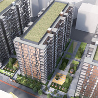 A major housing development in Sandyford has been handed a 'mystifying' knock-back