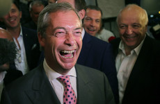 TCD's Historical Society has changed its mind on giving Nigel Farage a gold medal