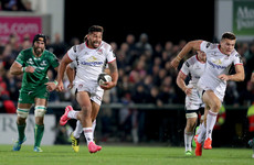 Piutau and Stockdale put the gloss on scrappy inter-pro win for Ulster