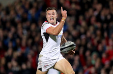 'He's got the uncanny ability to beat a tackler': Kiss hails match-winner Stockdale