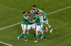 Ireland's man-of-the-match finally finds his goalscoring touch in a green shirt